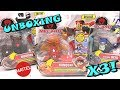 Download TRIPLE MECARD UNBOXING!! Kangshi | Octa | Momoru | Mecard by Mattel Video