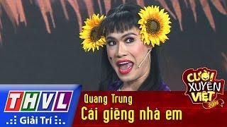 Download THVL | Cười xuyên Việt 2016 - Tập 10: Cái giếng nhà em - Quang Trung Video