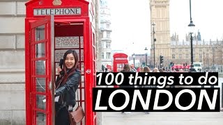 Download 100 Things To Do in London 🇬🇧 Video