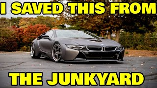 Download My WRECKED Supercar is Finished and it's AWESOME Video