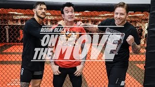 Download [Robin Black's On the Move] Cub Swanson ④ (Interview) Video