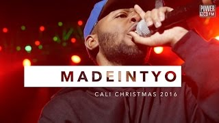 Download MadeinTYO Performs 'Uber Everywhere' LIVE At Cali Christmas 2016 Video
