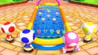 Download Mario Party Star Rush - World 2-2 - Toad Scamble Video