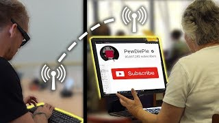 Download Secretly Subscribing People to PewDiePie Video