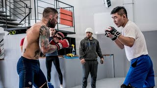 Download ROAD TO #UFC235 | EP3 - SAVAGE MODE!! Solid sparring with the TEAM! Video