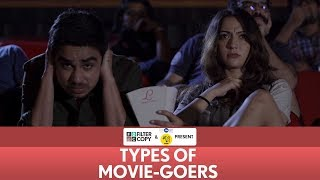 Download FilterCopy | Types Of Movie-Goers | Ft. Anupama Chopra, Hira, Banerjee, Ashish Verma, Akash Deep Video