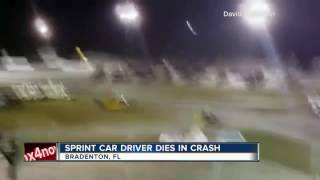 Download Sprint car driver Steele killed in Florida speedway crash Video
