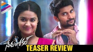 Download Nenu Local Movie Teaser | Review | Nani | Keerthy Suresh | #NenuLocal Latest Telugu Movie 2016 Video