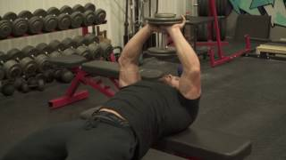Download How to Perform a Dumbbell Pullover For a Massive Back and Chest Video