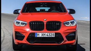 Download 2020 BMW X4 M Competition – Interior, Exterior and Drive Video