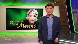 Download Christian Ehring: Wahl in Frankreich   extra 3   NDR Video