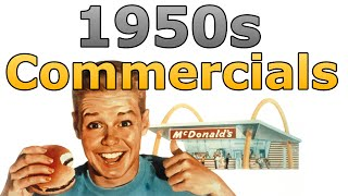 Download 1950s Commercials and Vintage Commercials Video