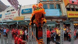 Download CNY2019 (Cap Go Meh) 闹元宵 #13 ~ Acrobatic Lion Dance (múa lân) By KLKSK 关圣宫 高桩舞狮@ Petaling Sreet Video