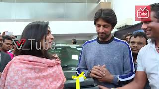 Download Kiccha Sudeep Gift Brand New SUV To His Sister's Daughter Shreya Video
