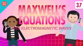 Download Maxwell's Equations: Crash Course Physics #37 Video