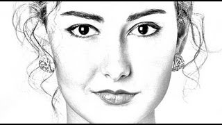 Download Photoshop Tutorial: How to Transform PHOTOS into Gorgeous, Pencil DRAWINGS Video