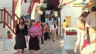 Download Mykonos, Greek Islands, Greece - Unravel Travel TV Video