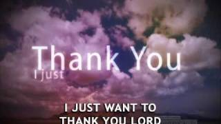 Download Thank You Lord - Don Moen Video