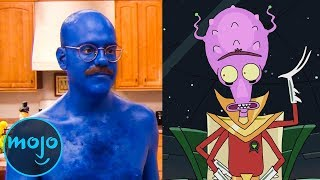 Download Another Top 10 Celebrities Who Appeared on Rick and Morty Video