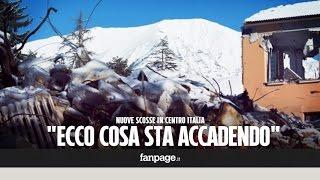 Download Terremoto Centro Italia, l'esperto: ″Ecco perché la terra continua a tremare″ Video