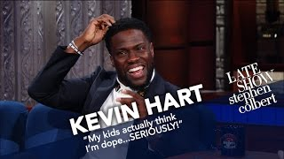 Download Kevin Hart Says You Shouldn't Do Drugs Unless It's With Snoop Dogg Video