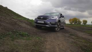 Download Honda CR-V 1,6 i-DTEC Offroad Driving Video