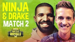 Download Drake Bets Ninja 5k!?! Match 2 - Fortnite Battle Royale Gameplay Video