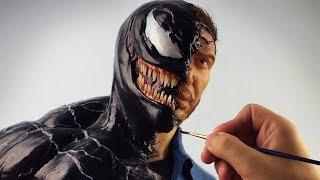 Download Venom Sculpture Timelapse - Venom Video