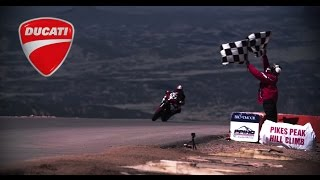 Download Pikes Peak International Hill Climb 2014 with Ducati - MotoGeo Events Video
