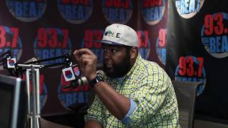 Download Dr. Umar Johnson discusses Tariq Nasheed beef & defines ″Cooning″ Video