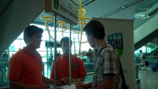 Download UCD International Airport Welcome Video