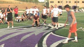 Download Justin Tucker | Baltimore Ravens | 2011 Kohl's Kicking Elite Camp Video