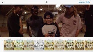 Download Red Bull AMs - Gram Yo Selfie Video