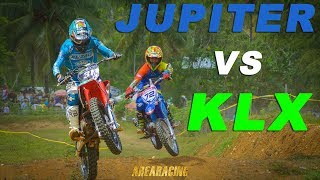 Download BEBEK MODIF YAMAHA JUPITER Z VS SPORT TRAIL KAWASAKI KLX CIAMIS 2018 Video