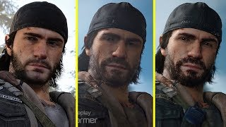Download Days Gone 2016 vs 2018 vs 2019 Early Graphics Comparison Video