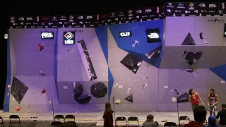 Download Female Youth B • Qualifiers • 2019 Youth Bouldering Nationals • 2/8/19 8:00 AM Video