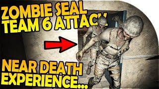 Download ZOMBIE SEAL TEAM 6 AMBUSH / ATTACK! - 7 Days to Die Alpha 16 Gameplay Part 11 (Season 2) Video