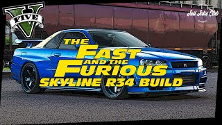 FAST & FURIOUS: 1970 DODGE CHARGER CUSTOM BUILD TUTORIAL