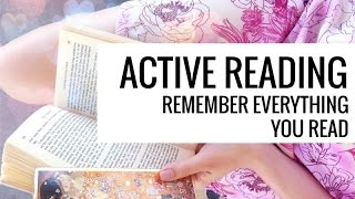Download Active Reading // 3 Easy Methods Video