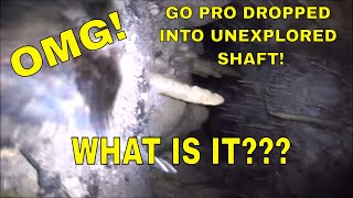 Download Dropped GoPro Down Cave: Can't Believe What I See! Video