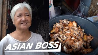 Download This Grandma Cooks Garbage Food Waste To Survive In The Philippines | ASIAN BOSS Video