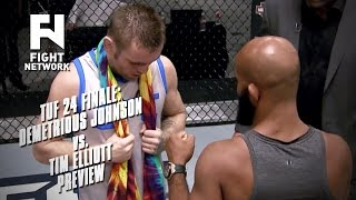 Download TUF 24 Finale: Demetrious Johnson vs. Tim Elliott - Fight Network Preview Video