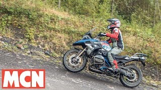 Download Part 1: BMW Off Road Skills | Experiences | Motorcyclenews Video