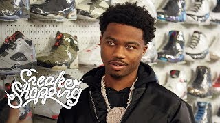Download Roddy Ricch Goes Sneaker Shopping With Complex Video