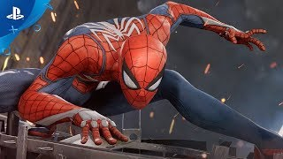 Download Marvel's Spider-Man (PS4) 2017 E3 Gameplay Video