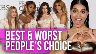 Download Best & Worst Dressed People's Choice Awards 2017 (Dirty Laundry) Video