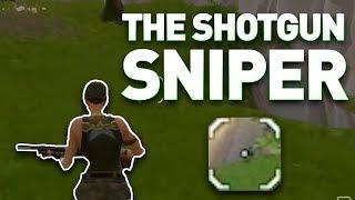 Download Fortnite: The Shotgun Sniper (Overpowered Shotgun) Video