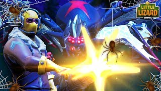 Download NEW SPIDER SKINS! ARE YOU SCARED OF SPIDERS?! - *SEASON 6* Fortnite Short Films Video