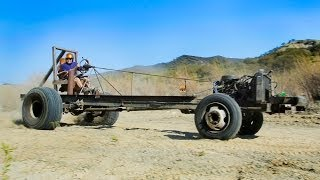 Download Motorhome Mashup Part 2: Monster Go-Kart Challenge! - Dirt Every Day Ep. 28 Video