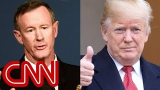 Download Retired Adm. McRaven responds to Trump's Fox News interview Video